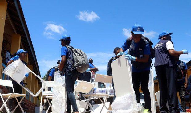 Aparecen muertos dos pacientes con ébola tras fugarse de su hospital