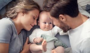 Apenas el 50% de los padres participa en la lactancia de los bebés