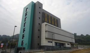 Apertura parcial del nuevo Hospital de Urduliz