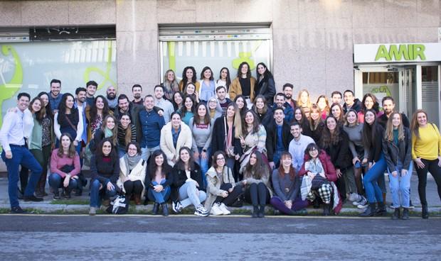 APIR reúne a los 70 alumnos con plaza en la última convocatoria del PIR