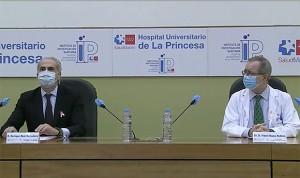 Aplicov: Madrid descarta efectos secundarios graves para tratar el Covid-19
