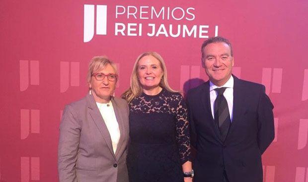 Apoyo de Air Liquide a la investigación médica en los Premios Rey Jaime I