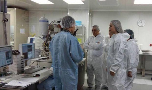 Apoyo �r�cord� a la investigaci�n oncol�gica aragonesa