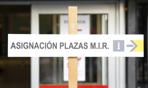 """Apoyo sanitario a MIR, EIR, FIR y PIR: """"La elección a ciegas no es justa"""""""