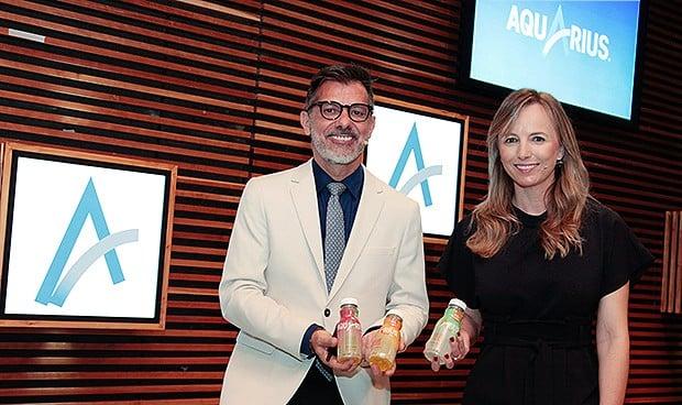 Aquarius lanza Raygo, una bebida para mantener el metabolismo y la energía
