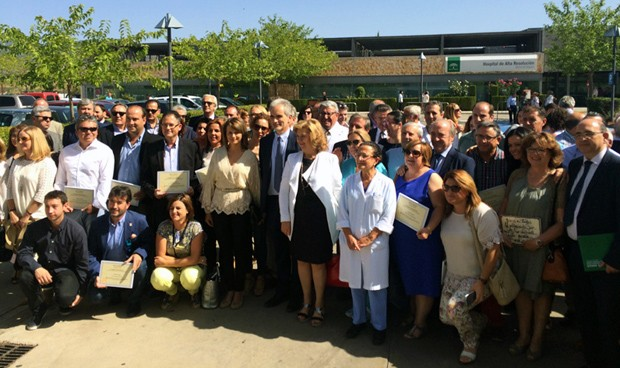 Aquilino Alonso celebra los 30 años de la Atención Primaria andaluza