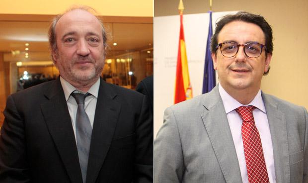 José Manuel Aranda y José María Vergeles