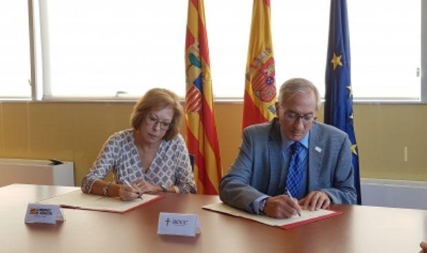 """Aragón activa un transporte """"cómodo y directo"""" para pacientes oncológicos"""