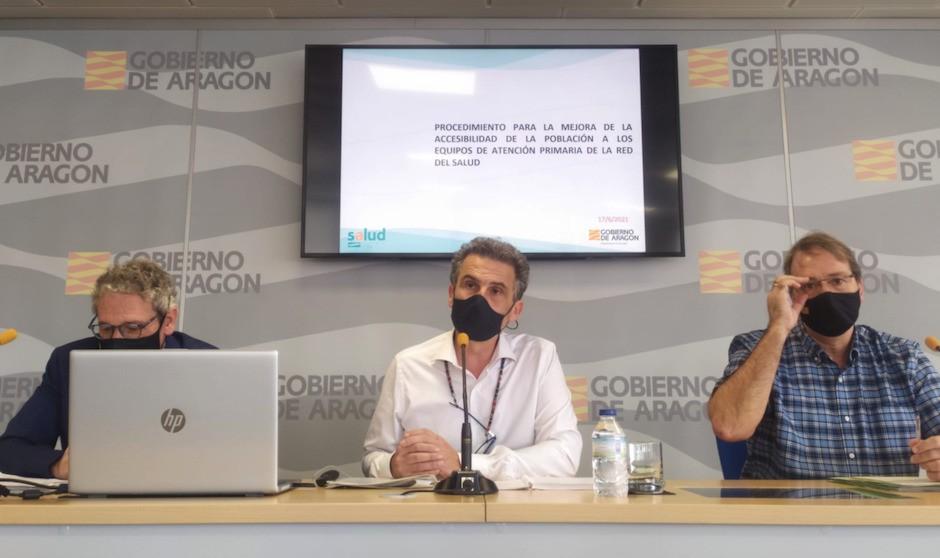 Aragón adapta la Atención Primaria en Zaragoza para adecuarla al usuario