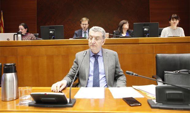 Celaya presenta en las Cortes un presupuesto centrado en el empleo