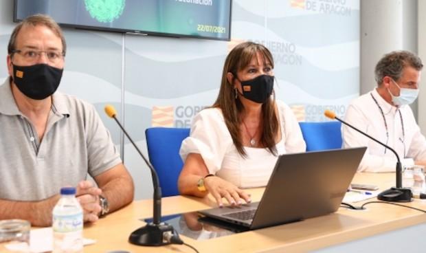 Aragón flexibiliza el nivel de alerta 2: reuniones de hasta 30 personas