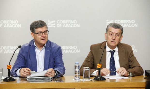 Aragón invierte 77,3 millones para la contratación del transporte sanitario