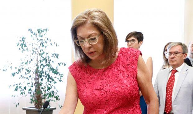 Aragón oficializa los nombramientos del equipo de Pilar Ventura