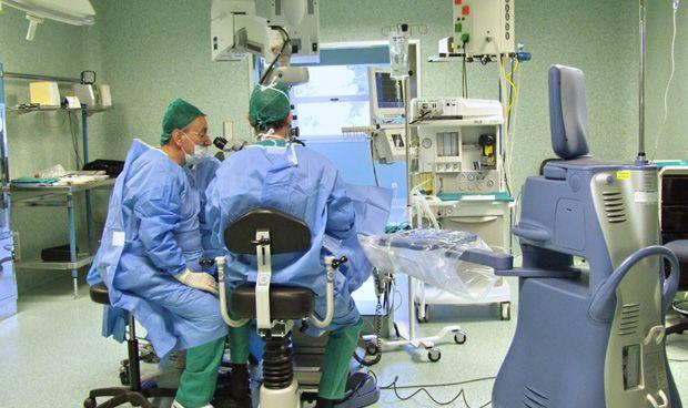 Aragón reduce su lista de espera quirúrgica un 20%