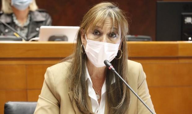 Repollés desvela cómo se paliará el déficit de profesionales en Alcañiz