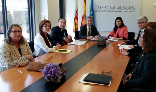 Nuevo convenio sanitario entre Aragón y Comunidad Valenciana