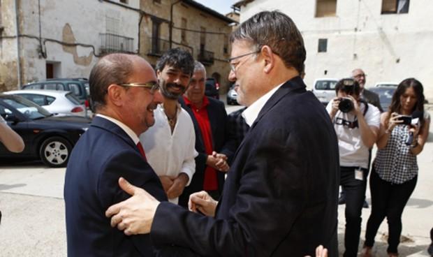 Aragón y Comunidad Valenciana pactan la sanidad de 11.000 ciudadanos