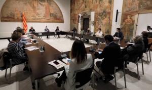 Aragonès reclama al Parlament un pleno monográfico sobre salud mental