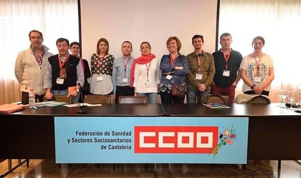 Arancha Cossío, nueva secretaria de Sanidad de CCOO