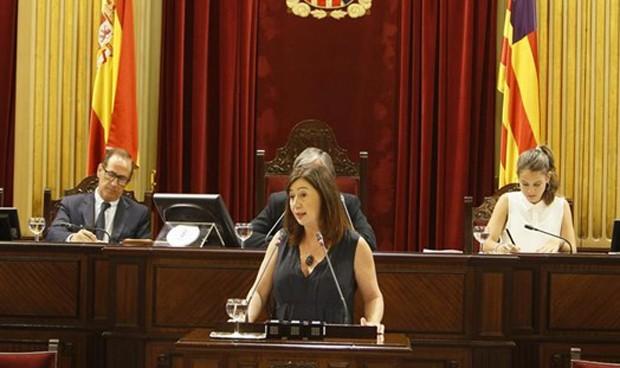 Armengol destaca las infraestructuras sanitarias como prioridad de Gobierno