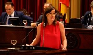 Armengol quiere modificar la Ley de financiación para sanidad