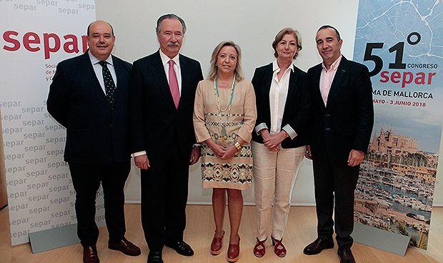 """Arranca una """"nueva era"""" en Separ con un congreso de """"récord"""""""