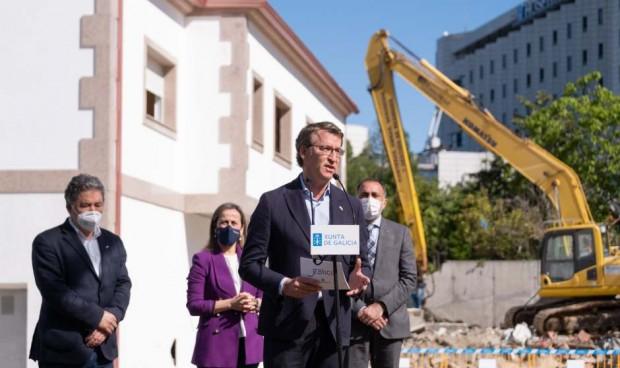 Arranca la obra del Gran Montecelo con el objetivo de terminar en 2024