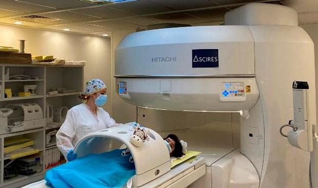 Ascires activa una RM abierta para pacientes claustrofóbicos y pediátricos
