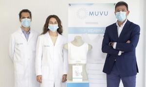 Ascires diseña un sujetador contra la radiodermitis en cáncer de mama