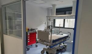 Así es el nuevo servicio de Urgencias del Hospital de Salamanca