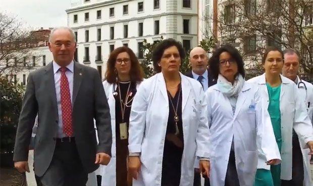Así es el vídeo épico con el que los médicos llaman a la 'manifa' del 21M