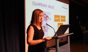 Así es Elisa García, la mejor MIR de Geriatría de España