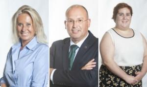 Así es la nueva Comisión de Sanidad del Parlamento gallego