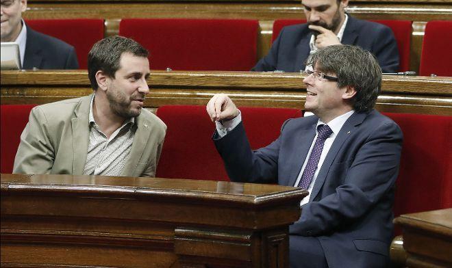 Así explica el catalanismo que la EMA se aleje de Barcelona