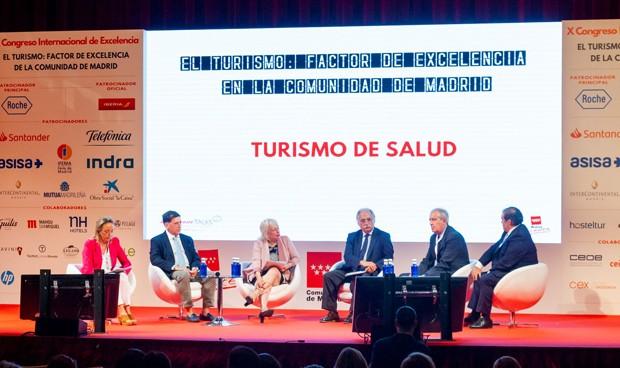 "Asisa mira al turismo sanitario en Madrid como ""factor de excelencia"""