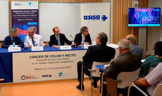 Asisa promueve las nuevas tendencias del diagnóstico-terapéutico del cáncer