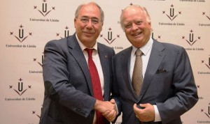 Asisa y la Universidad de Lleida se alían para crear una Cátedra de Salud