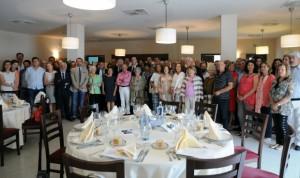 Asomega homenajea al sanitario rural con la vista puesta en el futuro