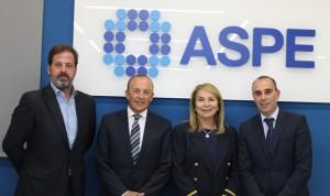 ASPE firma un nuevo convenio de colaboración con Aramark