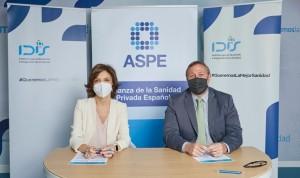 ASPE se suma al Manifiesto 'Por una sanidad mejor' de la Fundación IDIS