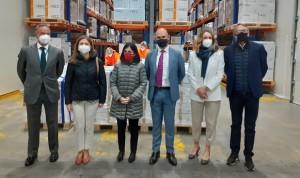AstraZeneca entrega a España más de un millón de vacunas Covid