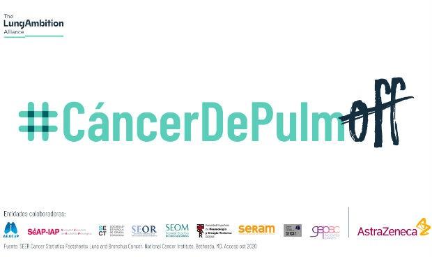AstraZeneca participa en Lung Ambition Alliance contra el cáncer de pulmón