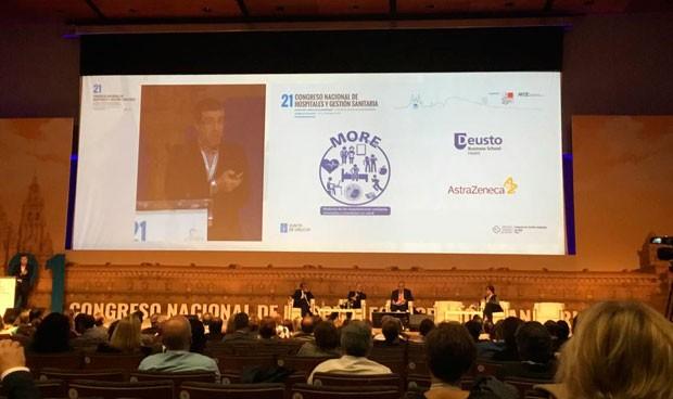AstraZeneca pone el foco en la mejora de la gestión sanitaria de España