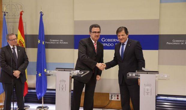 Asturias acepta la donación de Amancio Ortega a la sanidad pública
