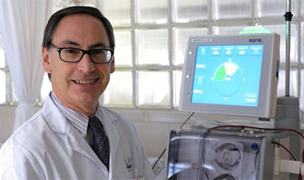 Aumentar la dosis de diálisis medida por el Kt reduce la mortalidad