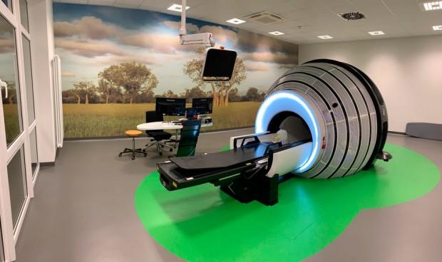 Aval de científicos europeos al sistema de radiocirugía giroscópica ZAP X