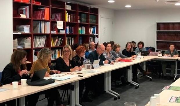 Avalancha de temas pendientes en la mesa sectorial de salud catalana