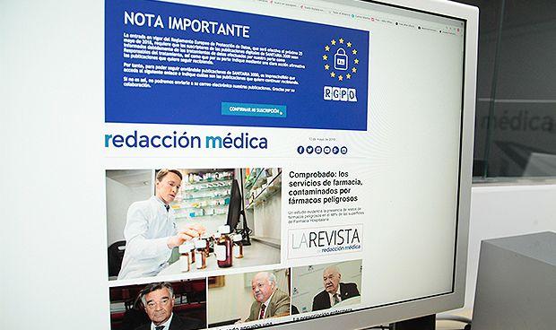 Aviso muy importante a los suscriptores de Redacción Médica