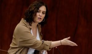 """Ayuso habla de acoso al Isabel Zendal: """"Es una vergüenza nacional"""""""