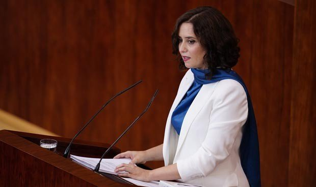 Ayuso anuncia 80 millones en 3 años para reforzar la Primaria de Madrid